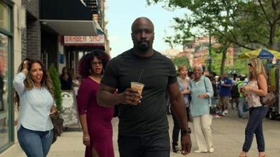 Luke Cage 02x01 : Soul Brother #1- Seriesaddict